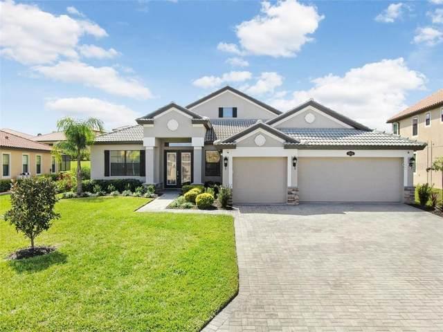 1844 Via Lago Drive, Lakeland, FL 33810 (MLS #T3246156) :: Keller Williams Realty Peace River Partners