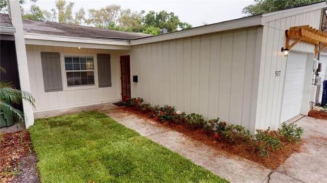 517 S Matanzas Avenue, Tampa, FL 33609 (MLS #T3246165) :: The Robertson Real Estate Group