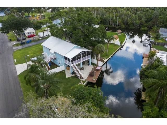 8618 Parkway Circle, Riverview, FL 33569 (MLS #T3246275) :: Keller Williams on the Water/Sarasota