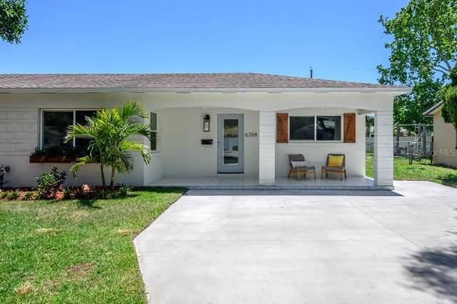 6358 17TH Avenue N, St Petersburg, FL 33710 (MLS #T3246290) :: Baird Realty Group