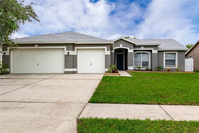 12906 Raysbrook Drive, Riverview, FL 33569 (MLS #T3246308) :: Keller Williams on the Water/Sarasota