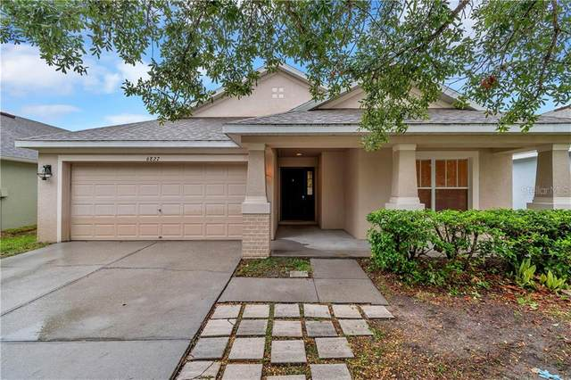 6827 Runner Oak Drive, Wesley Chapel, FL 33545 (MLS #T3246319) :: Team Bohannon Keller Williams, Tampa Properties