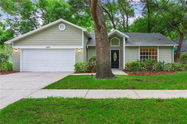 1400 Heaven Sent Lane, Clearwater, FL 33755 (MLS #T3246534) :: GO Realty