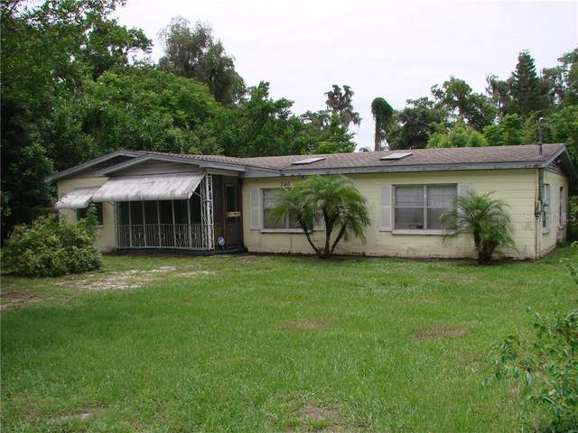 740 Crystal Lake Road, Lutz, FL 33548 (MLS #T3246577) :: Keller Williams Realty Peace River Partners