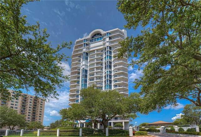 3435 Bayshore Boulevard 300N, Tampa, FL 33629 (MLS #T3246596) :: Your Florida House Team