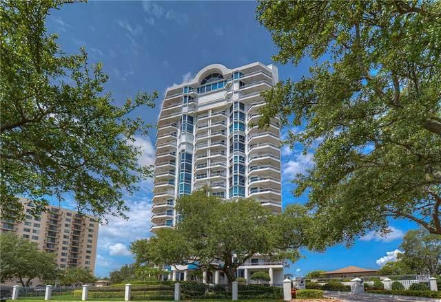 3435 Bayshore Boulevard 300N, Tampa, FL 33629 (MLS #T3246596) :: Premium Properties Real Estate Services