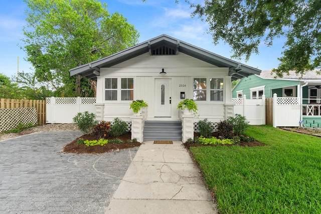 2324 1ST Avenue N, St Petersburg, FL 33713 (MLS #T3246621) :: CENTURY 21 OneBlue