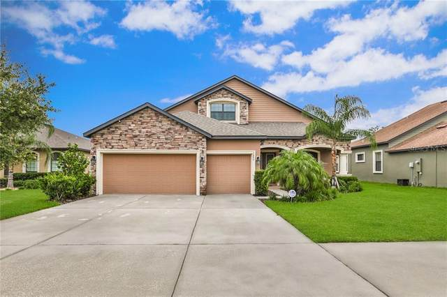 2809 Colewood Lane, Dover, FL 33527 (MLS #T3246739) :: Griffin Group