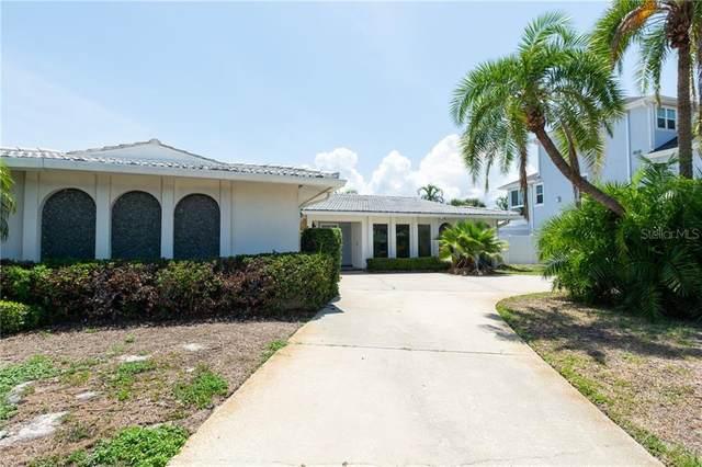 313 Leeward Island, Clearwater, FL 33767 (MLS #T3246787) :: Medway Realty