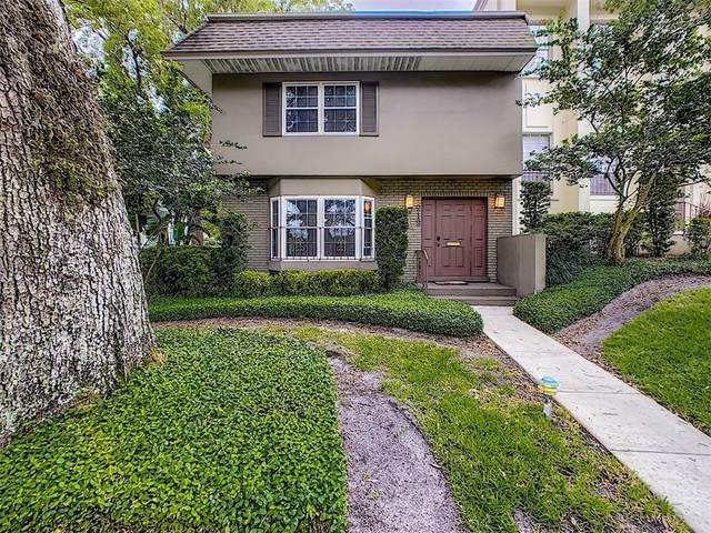 212 S Summerlin Avenue, Orlando, FL 32801 (MLS #T3246823) :: Burwell Real Estate