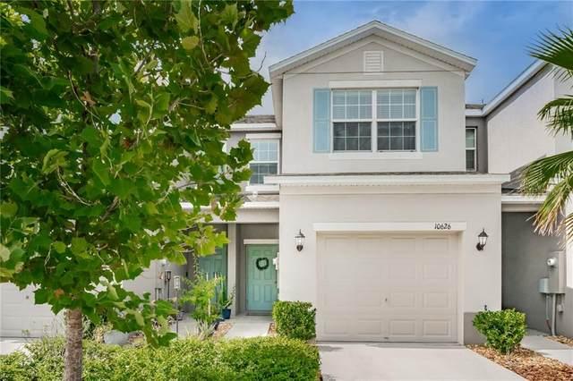 10626 Lake Montauk Drive, Riverview, FL 33578 (MLS #T3246960) :: Dalton Wade Real Estate Group