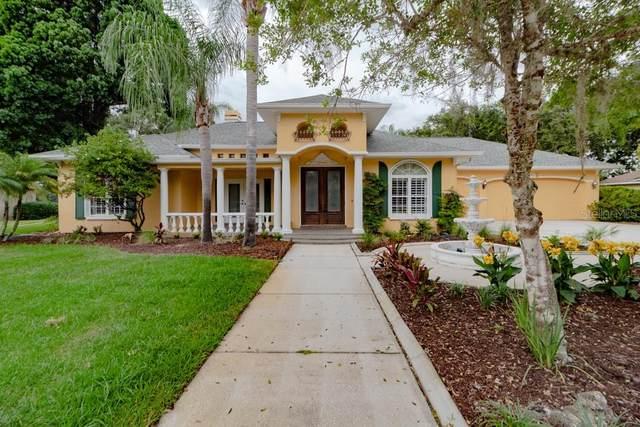 1310 Trail Glen Lane, Lutz, FL 33549 (MLS #T3247047) :: EXIT King Realty