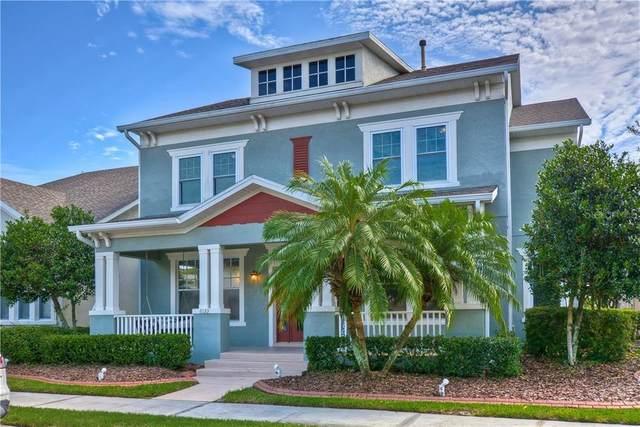 6122 Parkset Drive, Lithia, FL 33547 (MLS #T3247311) :: The Brenda Wade Team