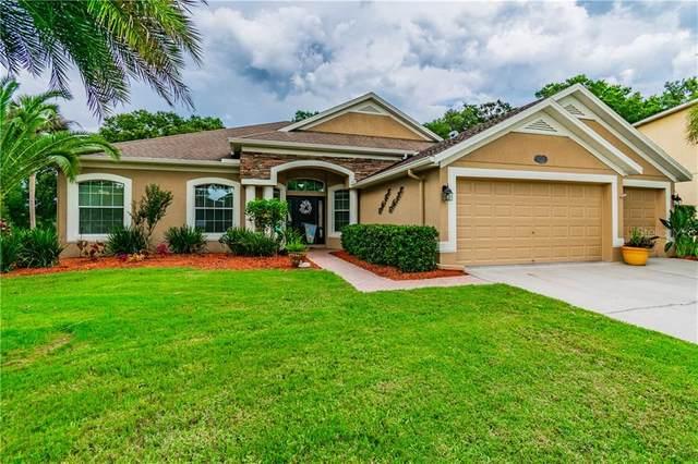 1321 Garden Stone Lane, Brandon, FL 33510 (MLS #T3247587) :: Team Bohannon Keller Williams, Tampa Properties