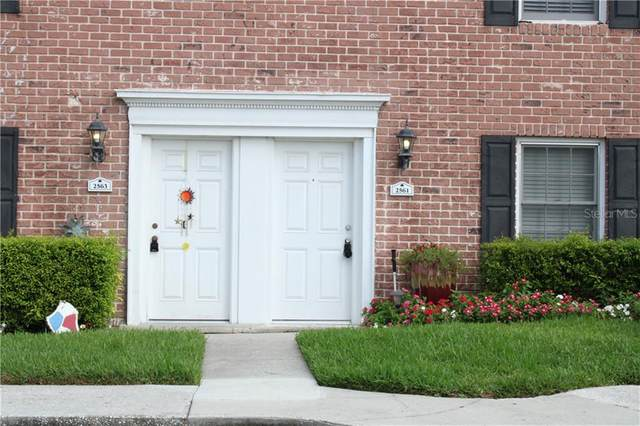 2561 Cedar Cypress Court F, Tampa, FL 33618 (MLS #T3248192) :: Cartwright Realty