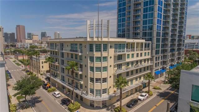 1212 E Whiting Street #405, Tampa, FL 33602 (MLS #T3248193) :: Zarghami Group