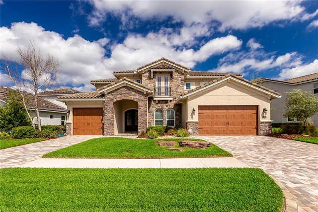 32873 Estate Garden Drive, Wesley Chapel, FL 33545 (MLS #T3248293) :: Team Bohannon Keller Williams, Tampa Properties