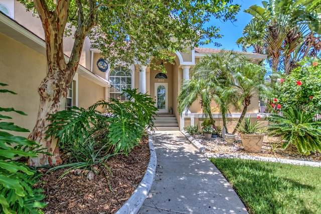 805 Bunker View Drive, Apollo Beach, FL 33572 (MLS #T3248627) :: Your Florida House Team