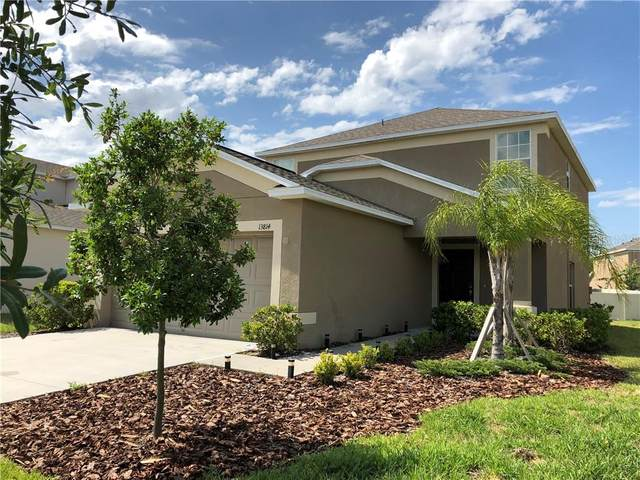 13814 Crater Circle, Hudson, FL 34669 (MLS #T3248652) :: Florida Real Estate Sellers at Keller Williams Realty