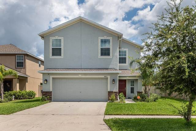 14013 Lugano Court, Hudson, FL 34669 (MLS #T3248900) :: Florida Real Estate Sellers at Keller Williams Realty