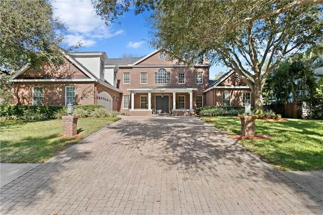 4315 W Beachway Drive, Tampa, FL 33609 (MLS #T3248907) :: Medway Realty