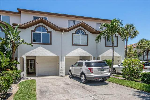316 Madeira Circle, Tierra Verde, FL 33715 (MLS #T3249143) :: Homepride Realty Services
