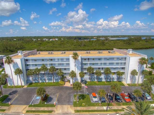 18325 Gulf Boulevard #206, Redington Shores, FL 33708 (MLS #T3249157) :: Lockhart & Walseth Team, Realtors