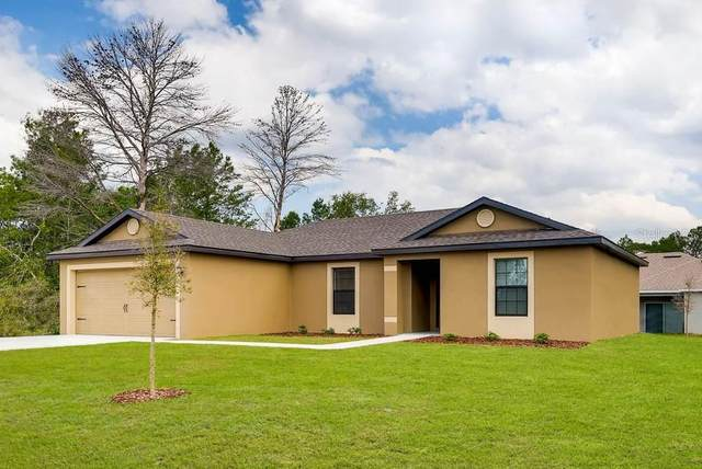 122 Violet Court, Poinciana, FL 34759 (MLS #T3249299) :: The Nathan Bangs Group