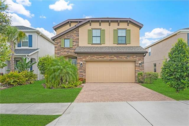 17537 Brighton Lake Road, Land O Lakes, FL 34638 (MLS #T3249521) :: Team Bohannon Keller Williams, Tampa Properties