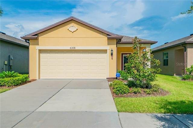 6308 Pin Cherry Place, Riverview, FL 33578 (MLS #T3249534) :: Team Bohannon Keller Williams, Tampa Properties