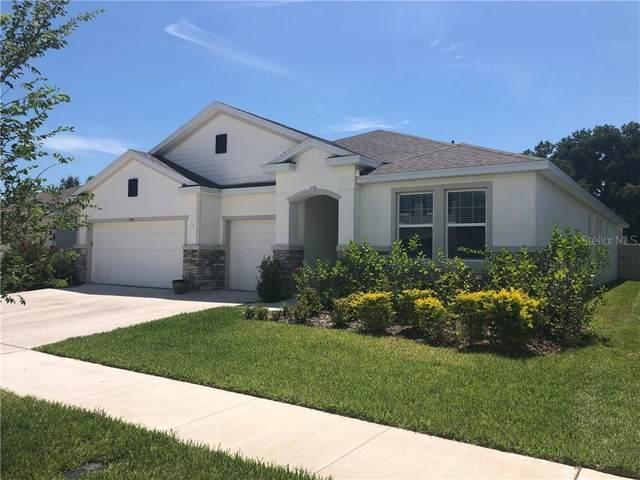 2551 Knight Island Drive, Brandon, FL 33511 (MLS #T3249908) :: Team Bohannon Keller Williams, Tampa Properties