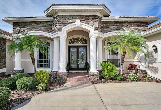 9912 Tree Tops Lake Road, Tampa, FL 33626 (MLS #T3249994) :: Medway Realty