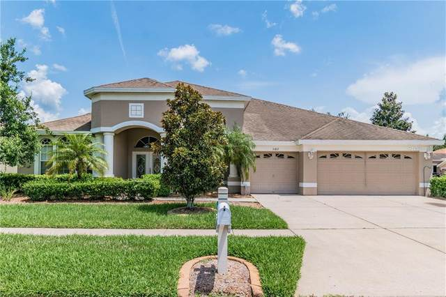 31812 Crosswoods Way, Wesley Chapel, FL 33543 (MLS #T3250053) :: Team Bohannon Keller Williams, Tampa Properties