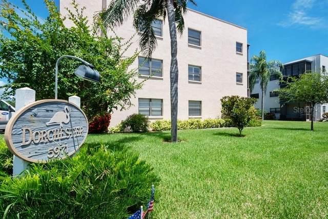 5971 Terrace Park Drive N #304, St Petersburg, FL 33709 (MLS #T3250154) :: Gate Arty & the Group - Keller Williams Realty Smart