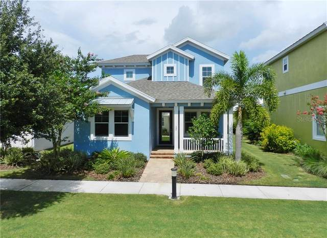 505 Winterside Drive, Apollo Beach, FL 33572 (MLS #T3250274) :: Your Florida House Team