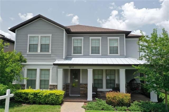 5814 Esker Falls Lane, Lithia, FL 33547 (MLS #T3250301) :: Griffin Group
