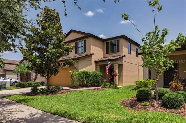 9328 Sapphireberry Lane, Riverview, FL 33578 (MLS #T3250316) :: The A Team of Charles Rutenberg Realty