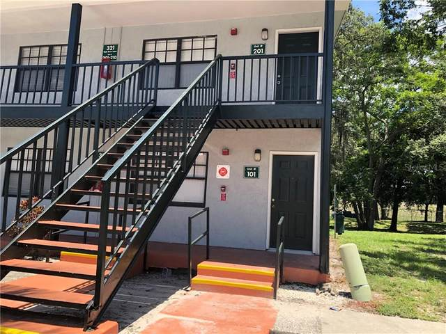 321 Oak Rose Lane #101, Tampa, FL 33612 (MLS #T3250641) :: Your Florida House Team