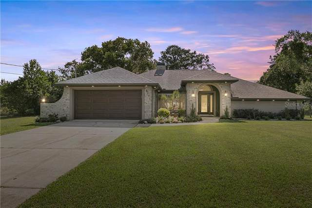 8191 Floral Drive, Weeki Wachee, FL 34607 (MLS #T3250685) :: Griffin Group