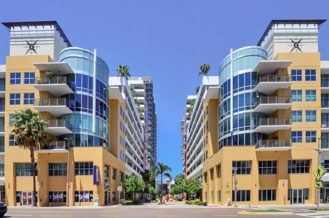 1208 E Kennedy Boulevard #1024, Tampa, FL 33602 (MLS #T3250761) :: Zarghami Group