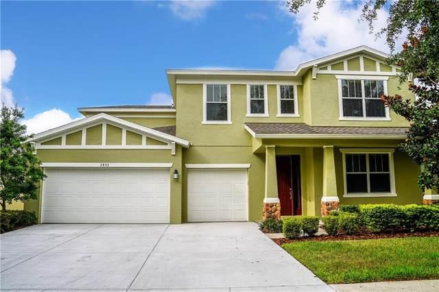 3853 Evergreen Oaks Drive, Lutz, FL 33558 (MLS #T3250762) :: Carmena and Associates Realty Group