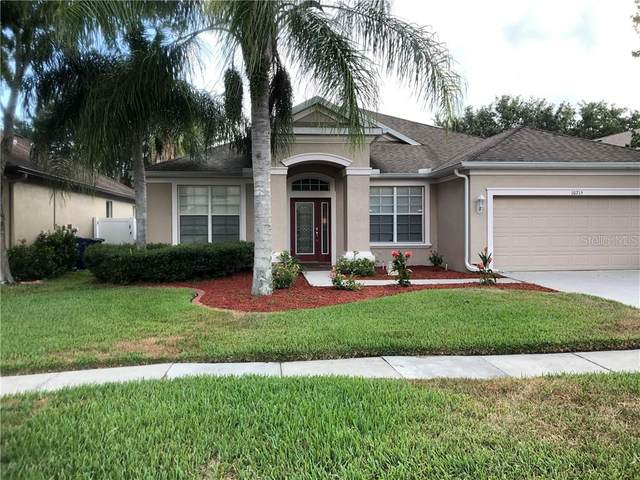 10715 Deerberry Drive, Land O Lakes, FL 34638 (MLS #T3250809) :: Florida Real Estate Sellers at Keller Williams Realty