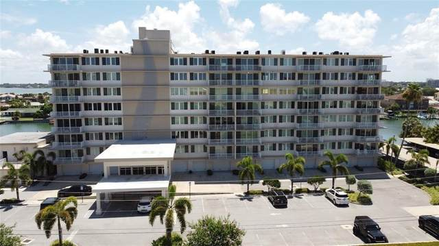 223 Island Way 7H, Clearwater, FL 33767 (MLS #T3250815) :: Lockhart & Walseth Team, Realtors