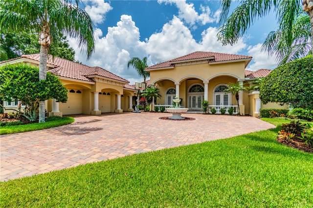19002 Pommard Court, Lutz, FL 33558 (MLS #T3250868) :: Heart & Home Group