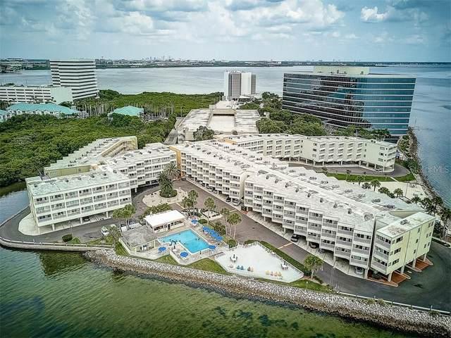 2506 N Rocky Point Drive #205, Tampa, FL 33607 (MLS #T3250890) :: Team Bohannon Keller Williams, Tampa Properties