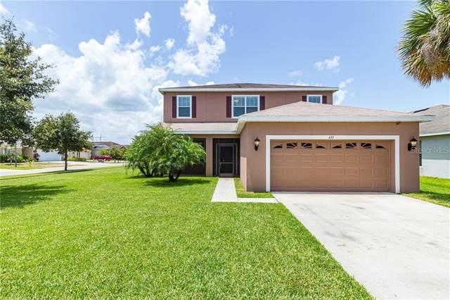 633 Tanana Fall Drive, Ruskin, FL 33570 (MLS #T3250972) :: Team Bohannon Keller Williams, Tampa Properties