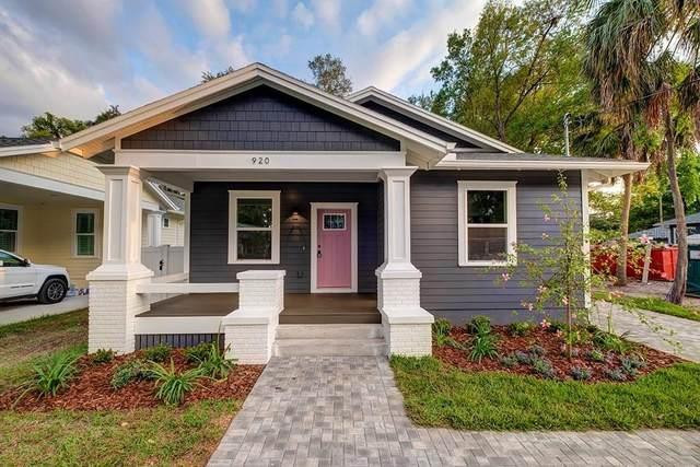 1013 W Braddock Street, Tampa, FL 33603 (MLS #T3251104) :: Cartwright Realty