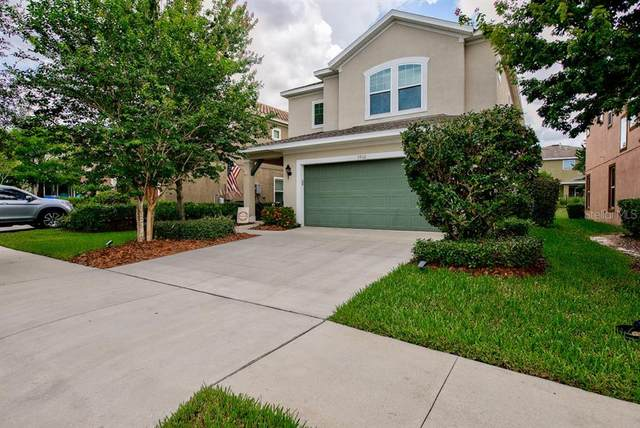 5910 Caldera Ridge Drive, Lithia, FL 33547 (MLS #T3251137) :: The Brenda Wade Team