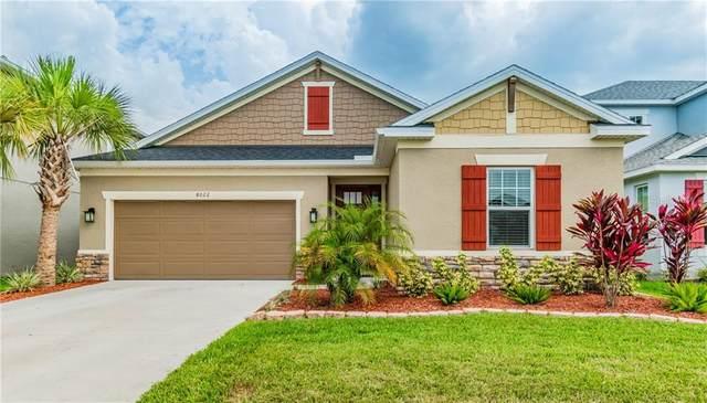 8022 Marbella Creek Avenue, Tampa, FL 33625 (MLS #T3251182) :: GO Realty