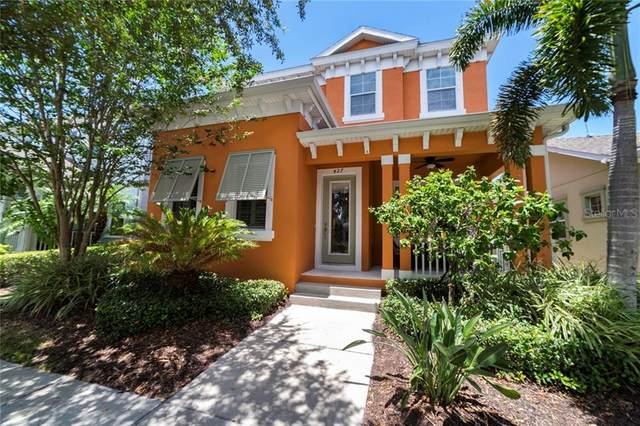 427 Winterside Drive, Apollo Beach, FL 33572 (MLS #T3251183) :: Your Florida House Team